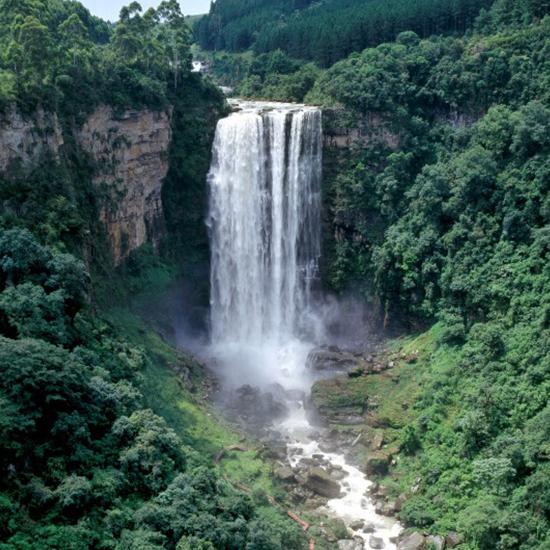 Karkloof-Falls